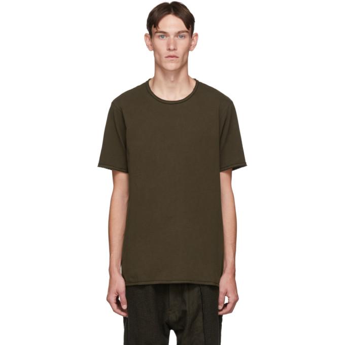 Ziggy Chen T-shirt brun Back Detail
