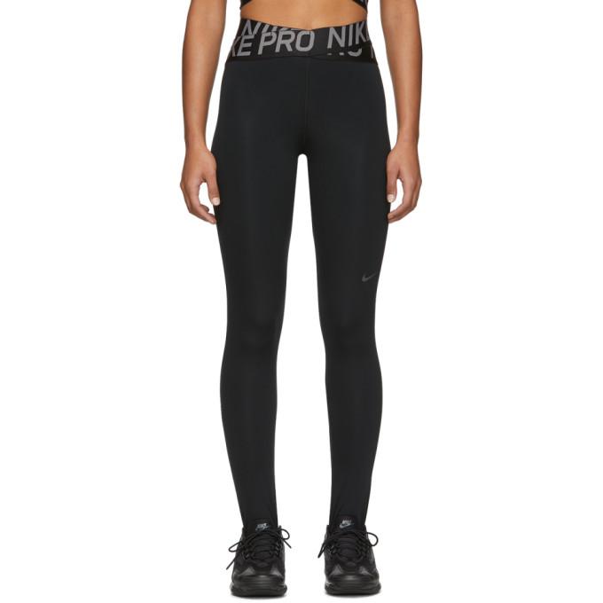 Nike Black Pro Intertwist Leggings
