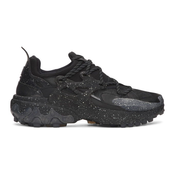Nike Sneakers NIKE BLACK UNDERCOVER EDITION REACT PRESTO SNEAKERS