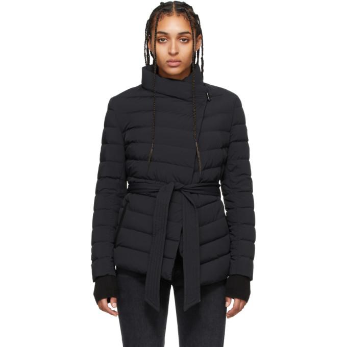 Mackage Manteau en duvet noir Gretta