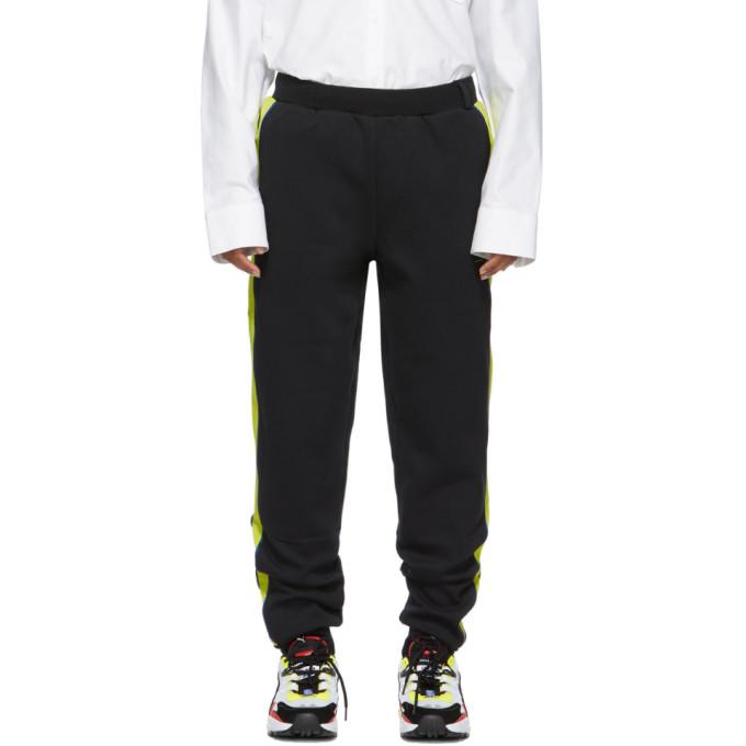 ADER error Pantalon de survetement noir edition Puma