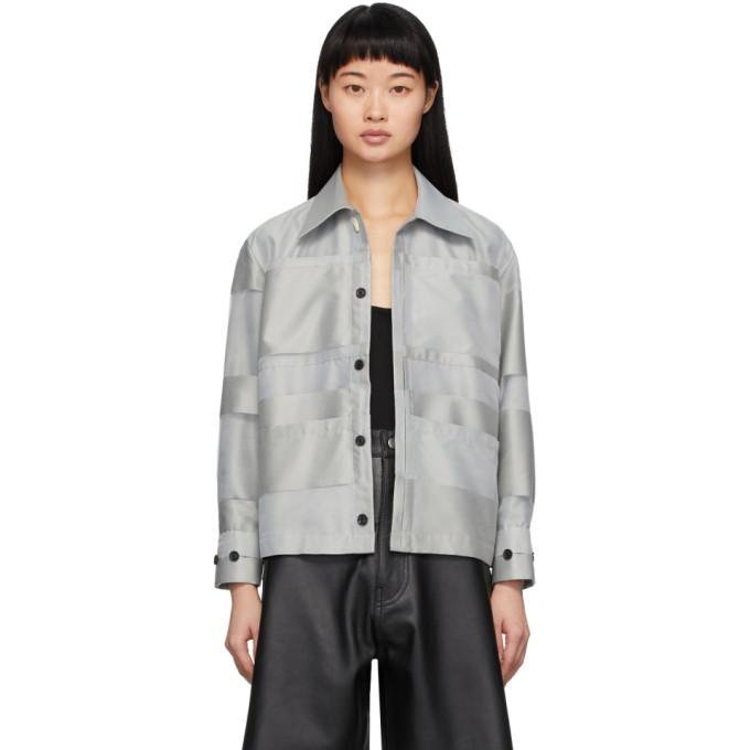 Namacheko Blouson gris Sumala Shirt