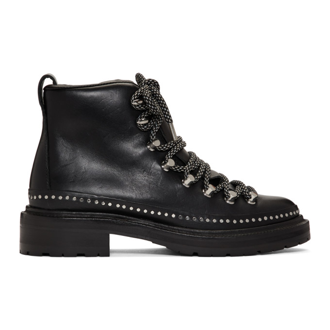 Buy rag and bone Black Compass II Boots online