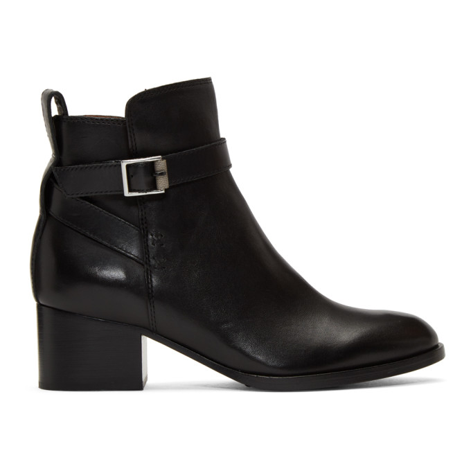 rag and bone Bottes noires Walter Buckle