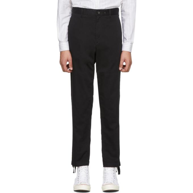 rag and bone Pantalon noir Corbin