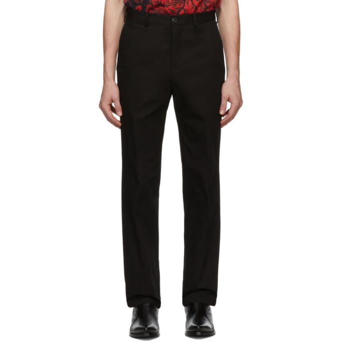 Cobra S.C. Pantalon en serge noir Classic