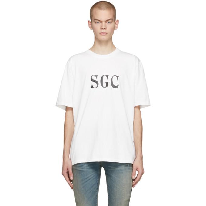 Stolen Girlfriends Club T-shirt a logo blanc