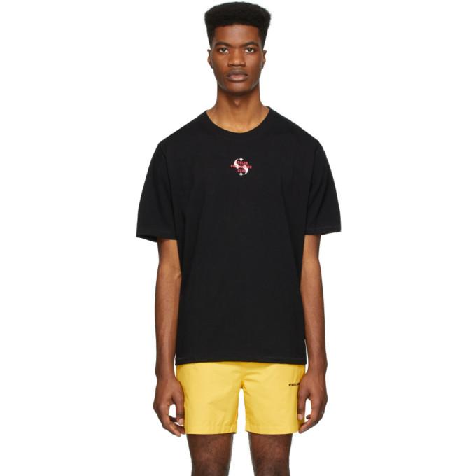 Stolen Girlfriends Club T-shirt a logo noir Classic