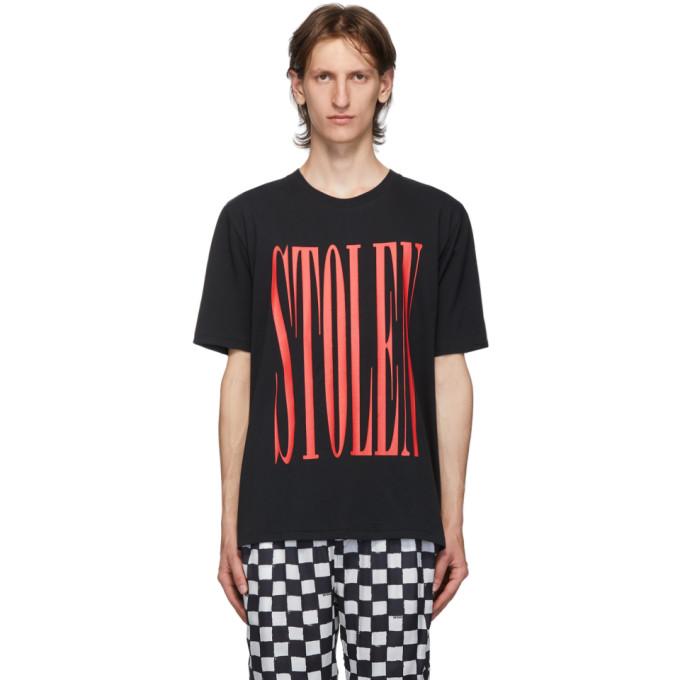 Stolen Girlfriends Club T-shirt noir Onyx Barcode