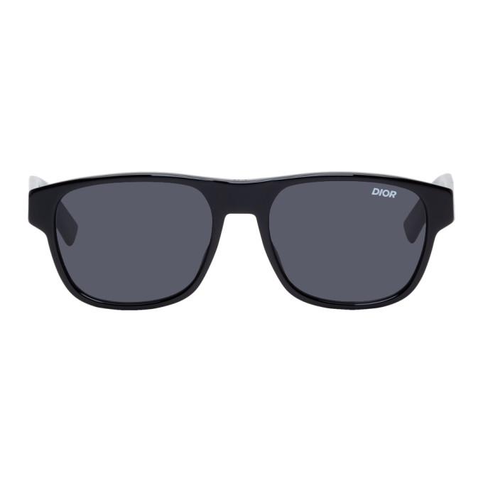 Dior Homme Black DiorFlag2 Sunglasses