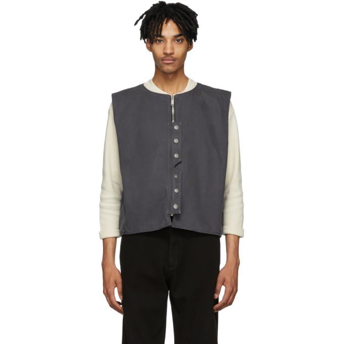 Billy Veste noire Workwear