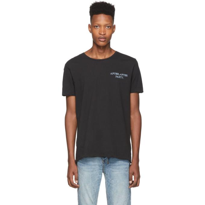 Ksubi Black Bring Back Life T-Shirt