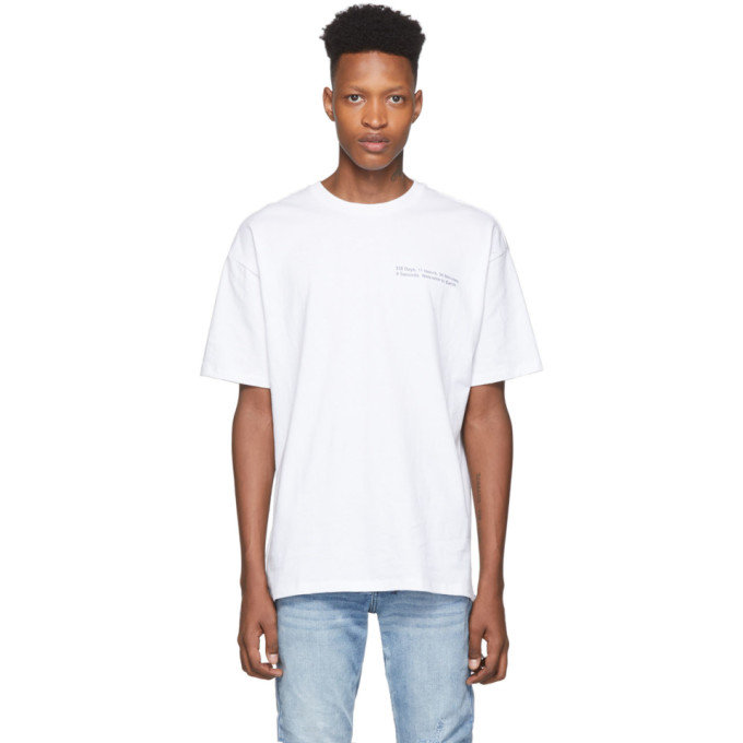 Ksubi Classic Short-sleeve T-shirt In White