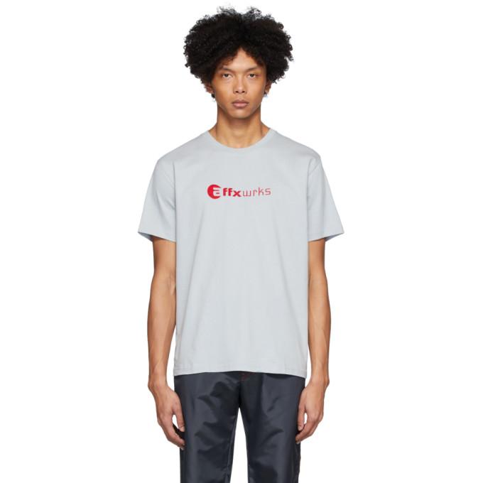 Affix T-shirt gris Chemical