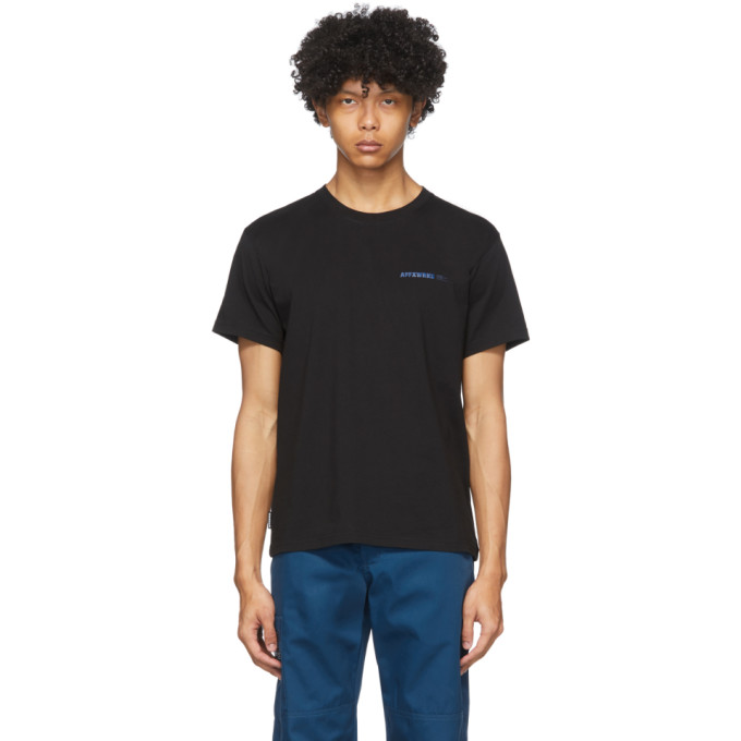 Affix T-shirt noir Nu