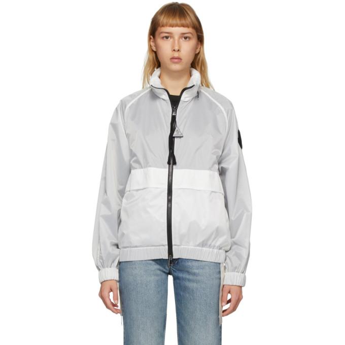 Moncler Moncler White Groseille Jacket