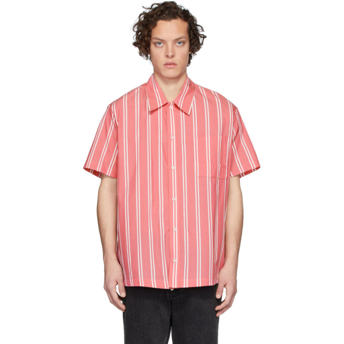Goodfight Chemise a manches courtes rose Grand Prix