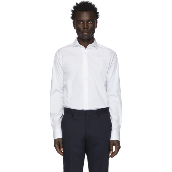Tiger of Sweden Chemise blanche Farrell5