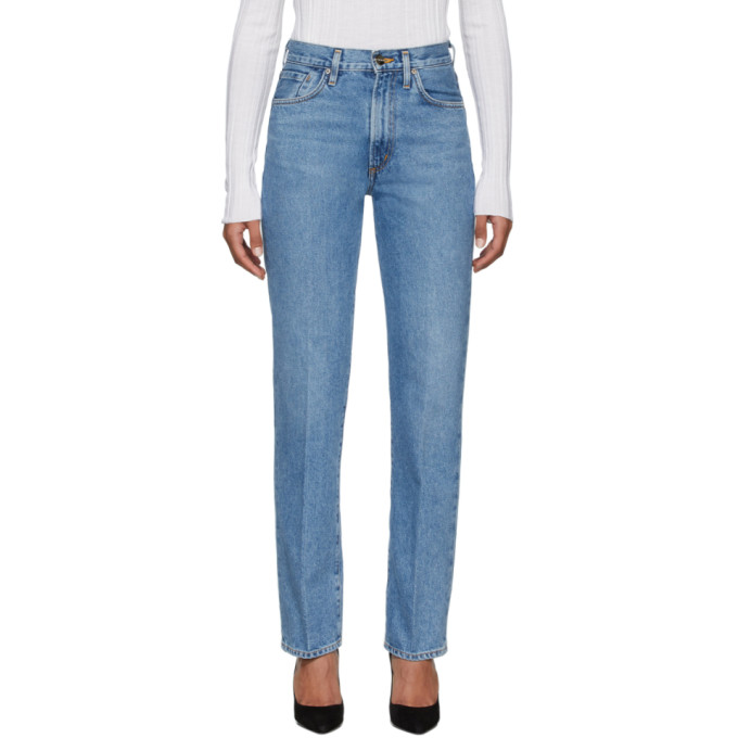Goldsign Jean bleu The Nineties Classic Fit