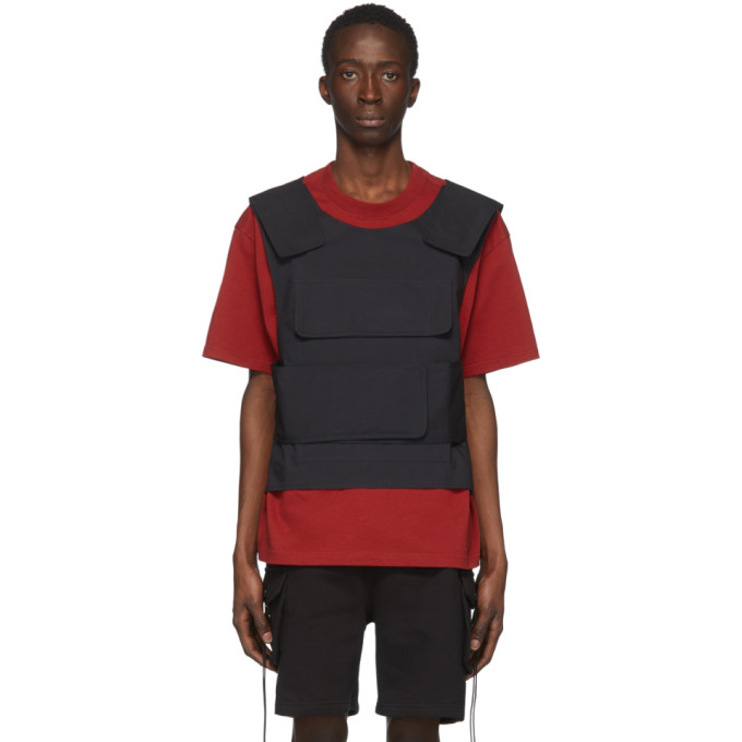 SSENSE Exclusive Red Harness T-Shirt