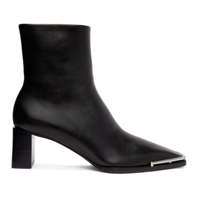 Buy Alexander Wang Black Mascha Low Boots online