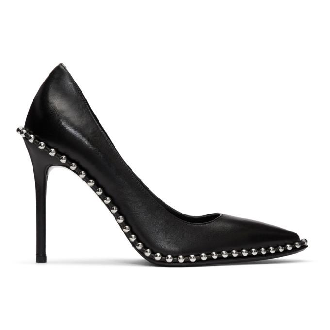 Buy Alexander Wang Black Rie Heels online