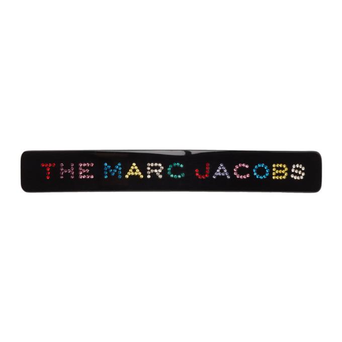 Marc Jacobs Barrette noire Small The Barrette