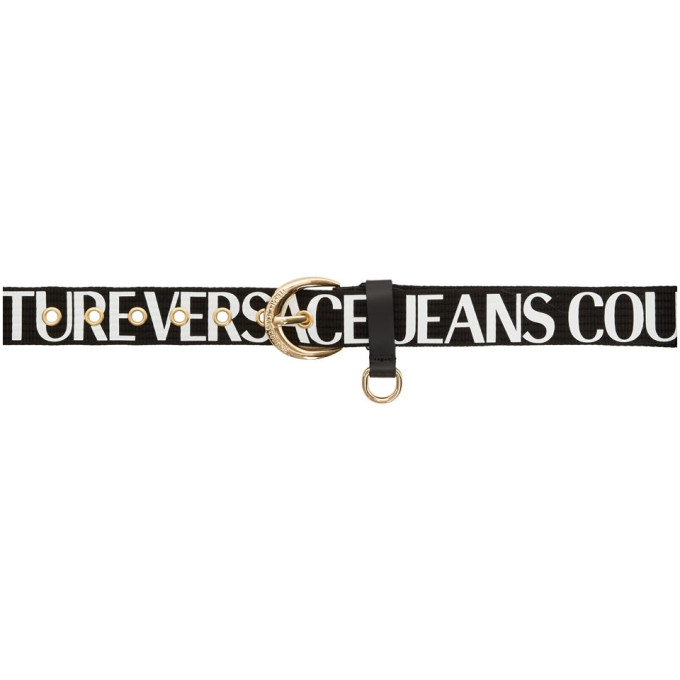 Versace Jeans Couture ロゴ ベルト