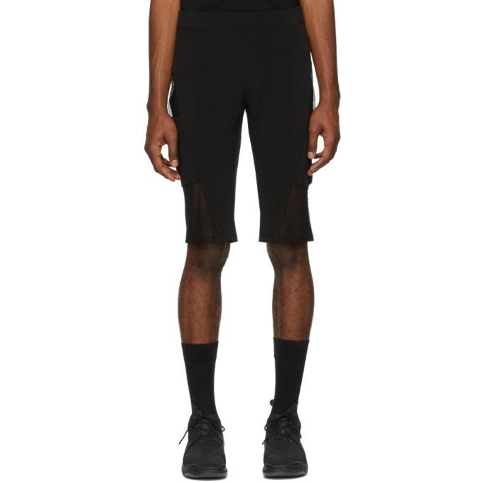 Spencer Badu Short cuissard noir Cargo