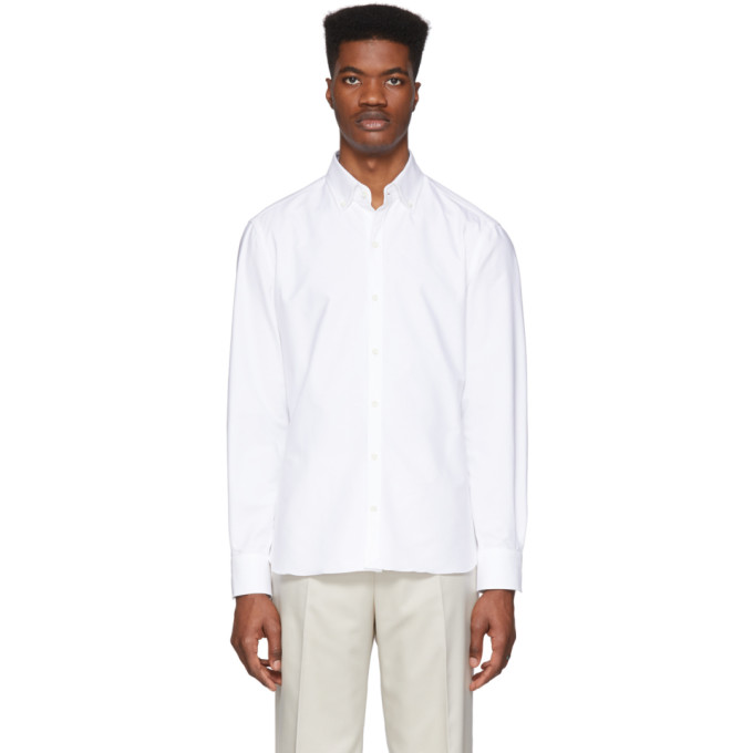 Eidos Chemise oxford blanche