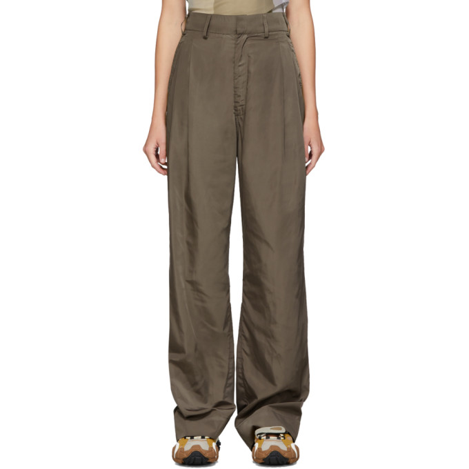 Serapis Pantalon taupe Worker
