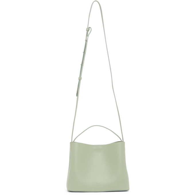 Aesther Ekme AESTHER EKME GREEN MINI SAC SHOULDER BAG