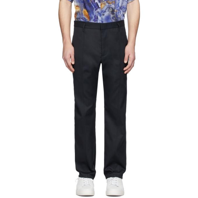 Deveaux New York Pantalon bleu marine Chris