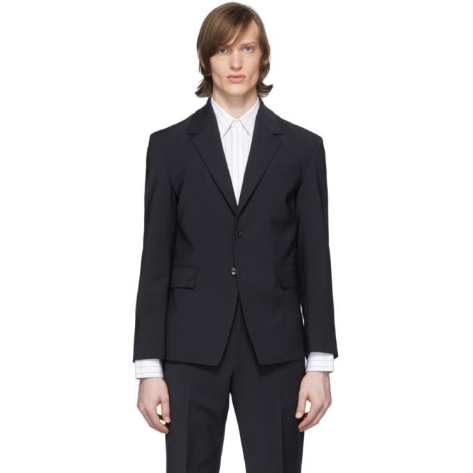 Deveaux New York Blazer bleu marine Suit