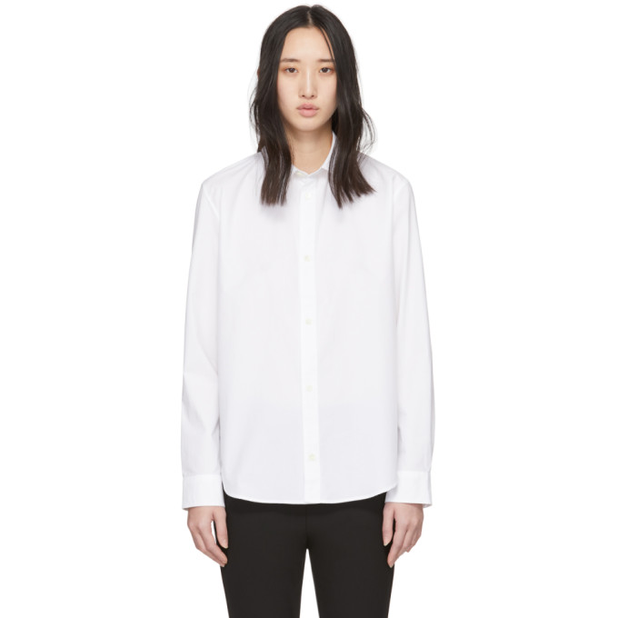 A.P.C. Chemise blanche Gina