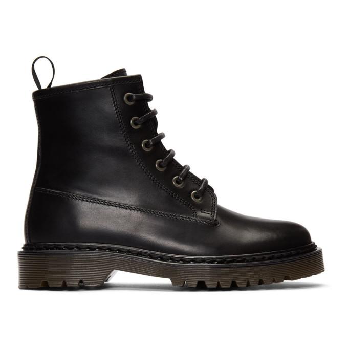 Buy A.P.C. Black Enorah Boots online