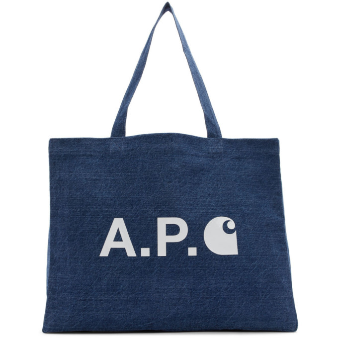 A.P.C. Carhartt WIP Edition ショッピング トート