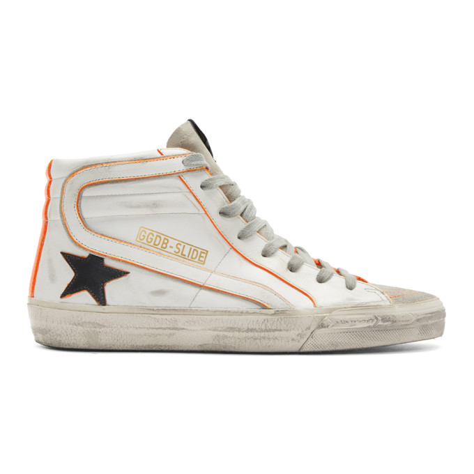 High Top Sneakers from Golden Goose