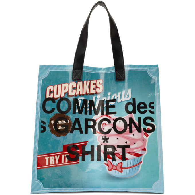 Comme des Garcons Shirt Cupcakes ショッピング トート