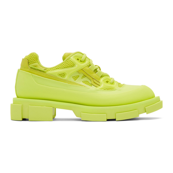 both Baskets jaunes Gao Runner exclusives a SSENSE