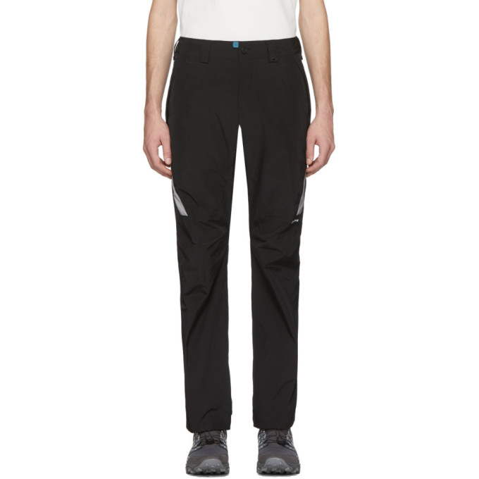C2H4 Pantalon de survetement noir Interstellar Liaison Technician