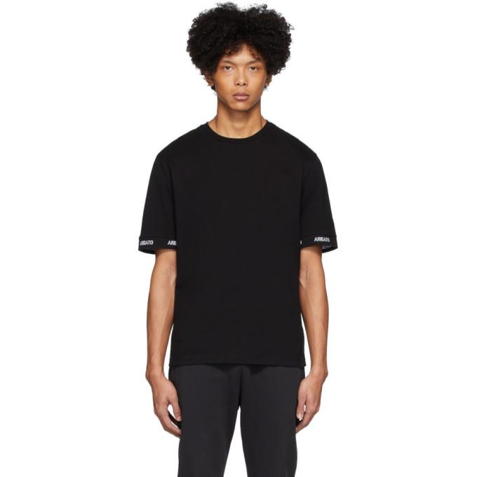 Axel Arigato T-shirt noir Feature