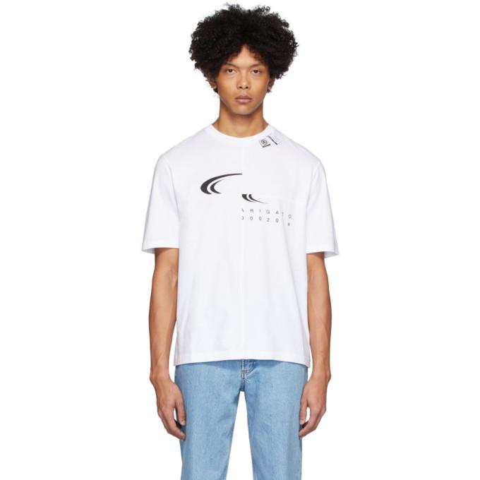 Axel Arigato T-shirt blanc Element
