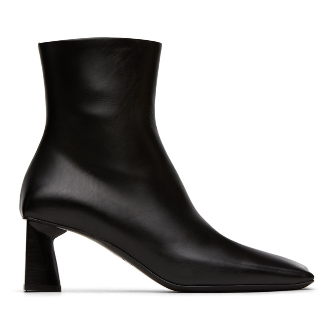 Buy Balenciaga Black Moon Ankle Boots online