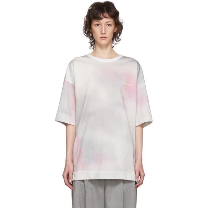 Juun.J T-shirt a motif tie-dye multicolore Cloud