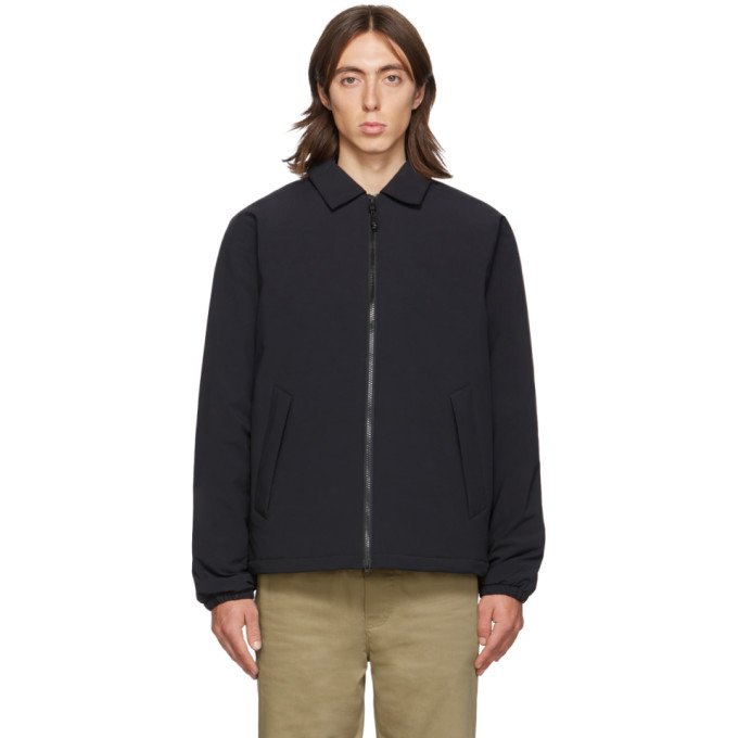 The Very Warm Blouson noir Fly Weight Coach exclusif a SSENSE