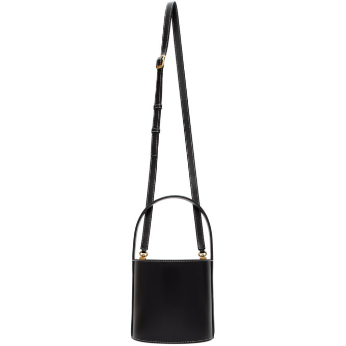 Staud Black Bissett Bag