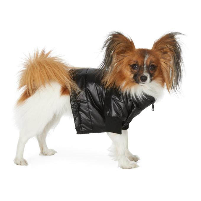 VIP Blouson matelasse pour chien noir exclusif a SSENSE