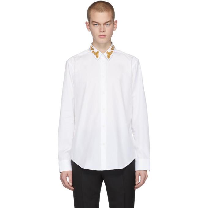 Versace Barocco カラー シャツ