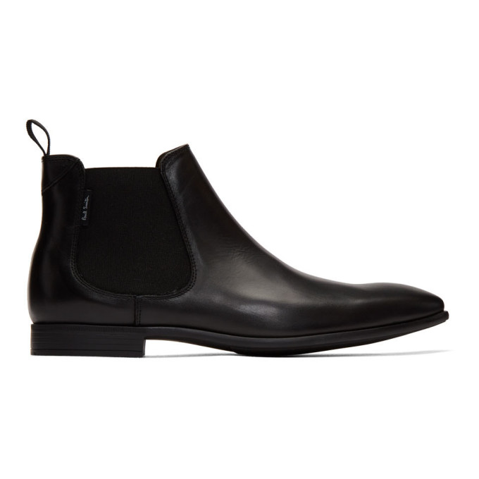 PS by Paul Smith Bottes chelsea noires Falconer
